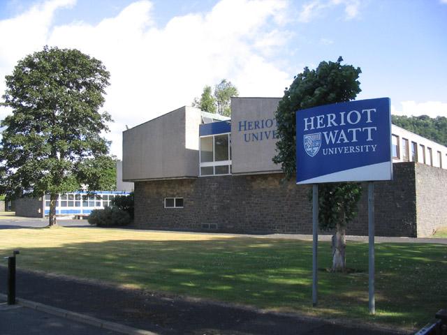 Heriot-Watt University Image